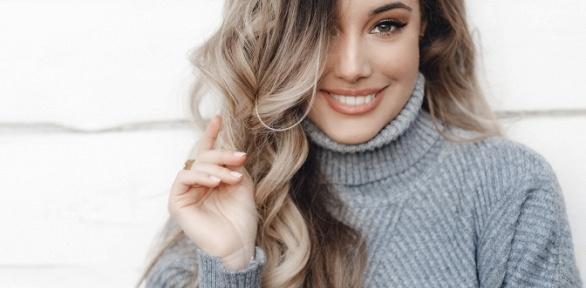 Женская стрижка, окрашивание, укладка волос всалоне красоты «Сен Пари»