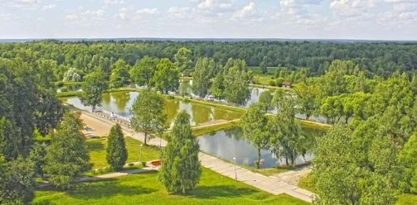 Отдых взагородном парк-отеле «Софрино»