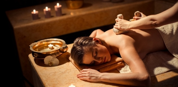Тайский или стоун-массаж, SPA-программа навыбор всалоне «Цигун»