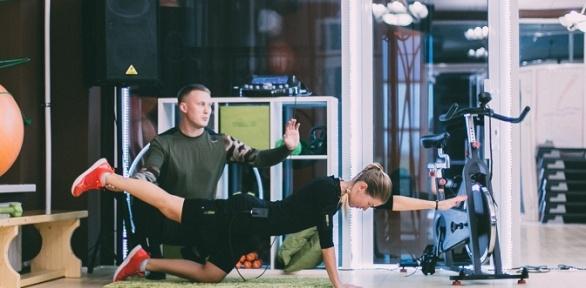 EMS-тренировки, EMA-массаж исиловые тренировки вфитнес-студии «Друзья»