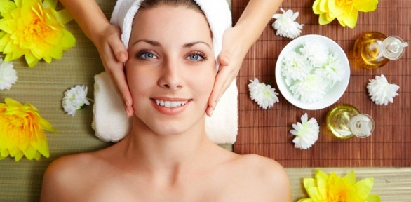 Сеансы массажа лица, головы, чистка лица встудии Dr. Zueva