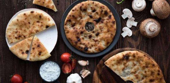 Пицца, осетинские пироги отслужбы «Пирог-Подарок»