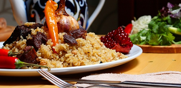 Блюда паназиатской кухни отFood Asia заполцены