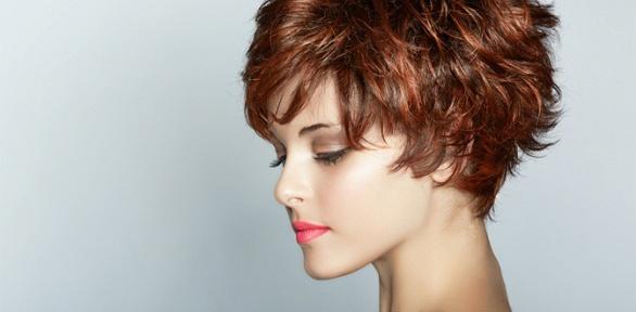Стрижка, окрашивание, коррекция бровей встудии красоты «Алекса»