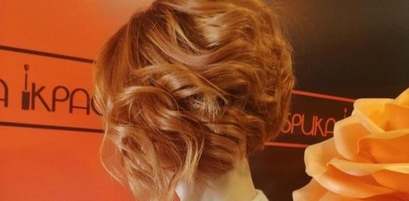 Стрижка, уход заволосами, окрашивание волос всалоне «Фабрика красоты»