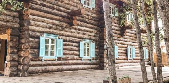 Отдых взагородном клубе «Русский лес»