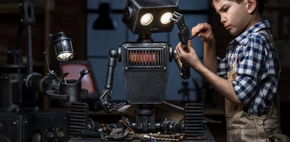Мастер-класс поробототехнике навыбор отклуба «Код Гиасс-Р»