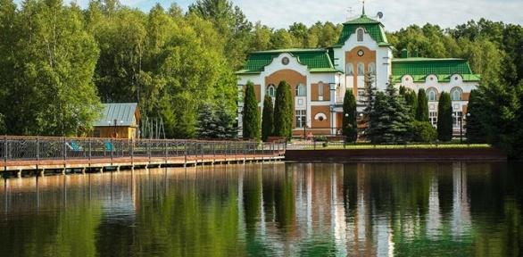 Отдых вбутик-отеле «Полесье»