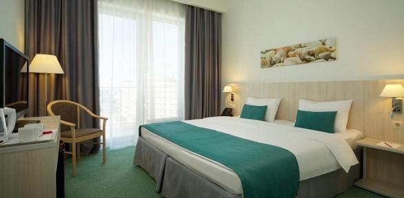 Отдых вСочи для двоих воздоровительном комплексе «Сочи парк отель»