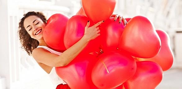 Гелиевые, фольгированные шары навыбор