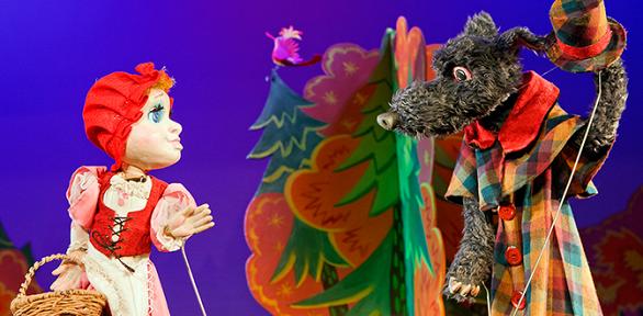 Билет наспектакль вМосковском театре кукол «Жар-Птица» заполцены