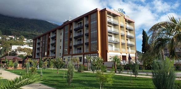SPA-отдых спитанием вотеле Alex Resort & Spa Hotel