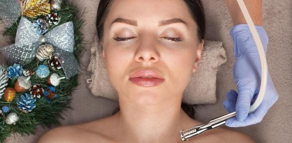 Чистка, пилинг лица вкабинете косметологии Succes Beauty