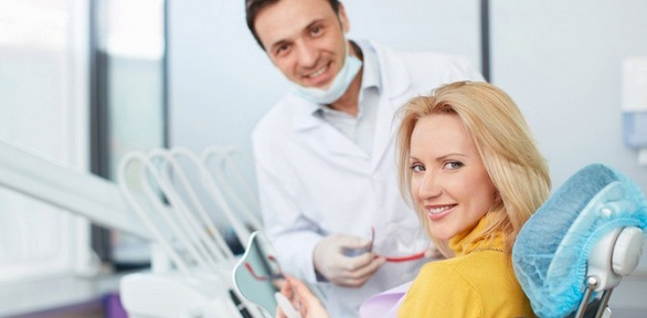 Чистка или отбеливание зубов встоматологии «Жемчужина»