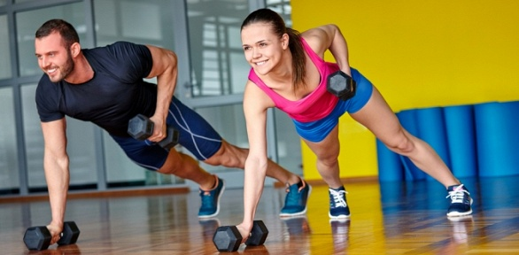 До6месяцев безлимитного посещения фитнес-клуба «Олимпикс»