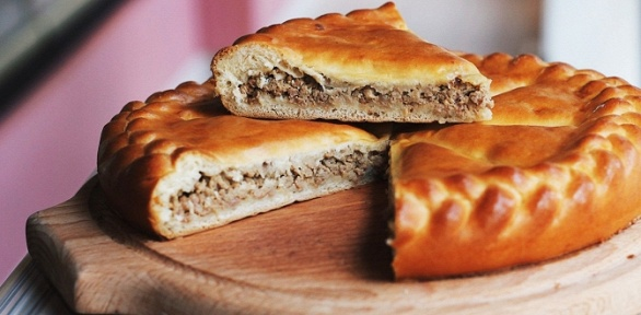 Пироги на выбор от пекарни «Булошная» за полцены