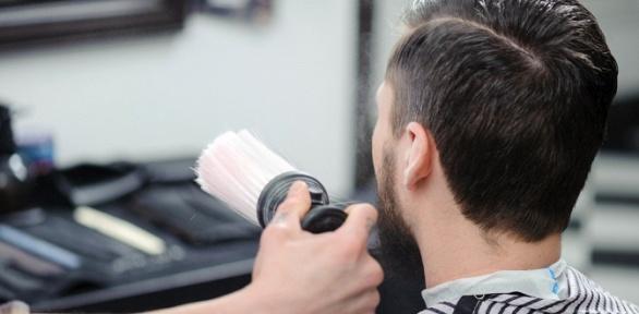 Мужская стрижка, оформление бороды впарикмахерской «Просто стрижка»
