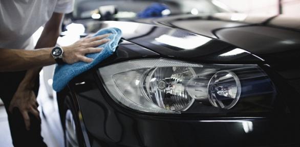 Химчистка автомобиля или абразивная полировка отсети автомоек «Аквастар»