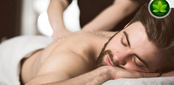 SPA-программа для мужчин вцентре «Тай-Спа клаб»