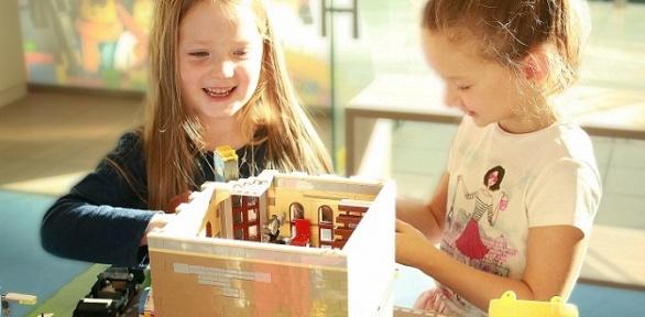 Абонемент или посещение мастер-класса вигровом центре «Лего-Электра»