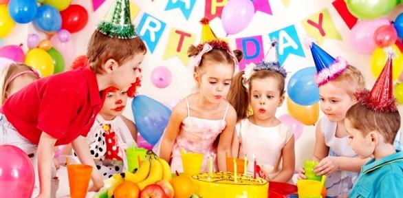 Проведение детского праздника откомпании «Идея»
