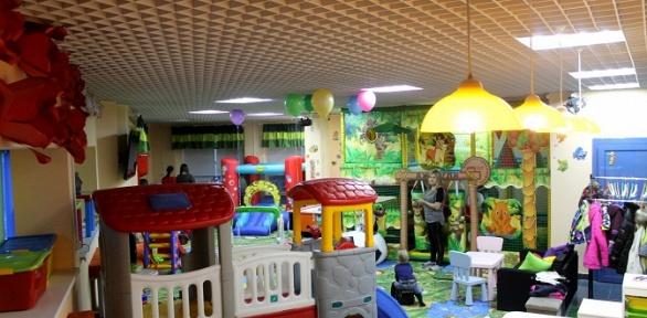 Организация детского дня рождения вцентре «Играйка»