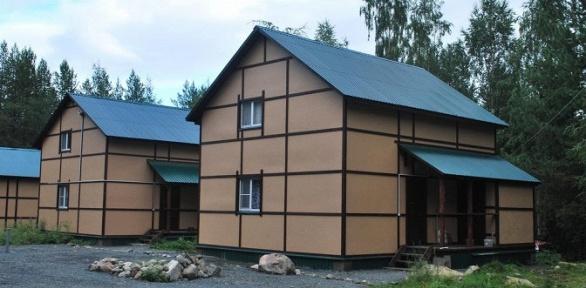 Отдых наберегу Ковдозера набазе отдыха Travyanaya Guba