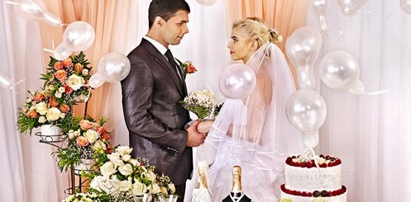 Организация свадебного торжества откомпании «Чудесатая страна»