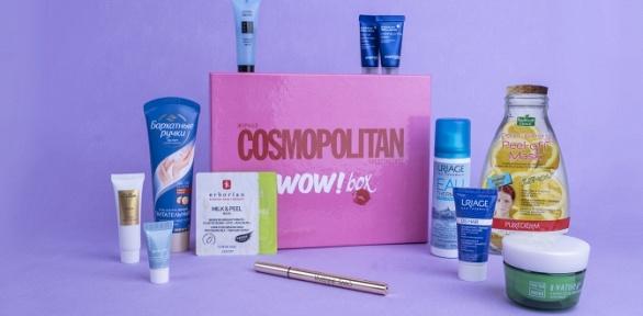Комбонабор Cosmopolitan WOW! Box