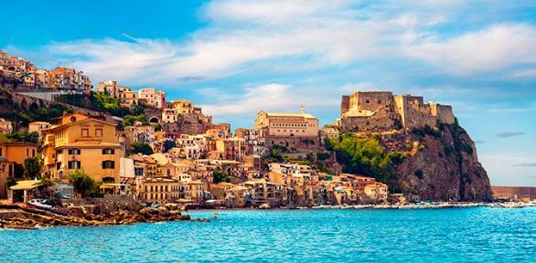Тур вИталию наостров Сицилия виюне, июле иавгусте