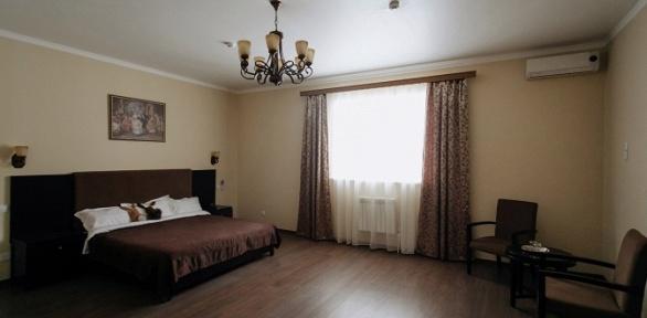Отдых спитанием вSPA-отеле «Жуковское»