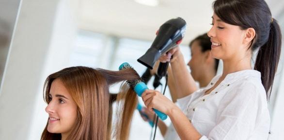 Окрашивание, ботокс для волос всалоне OhMyNails!