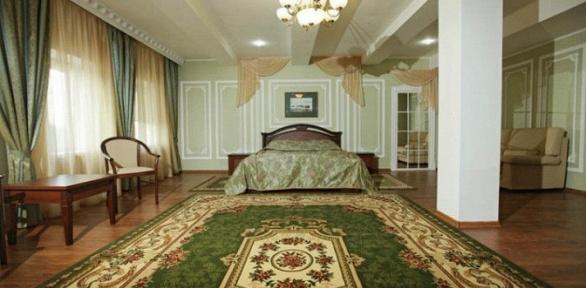 Отдых вномере или коттедже вгостинице-музее «Вятское»
