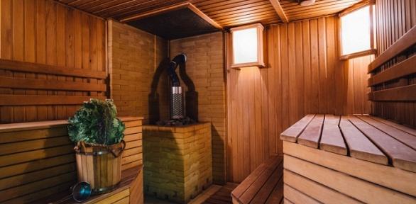 Посещение русской бани надровах взагородном клубе Weekend