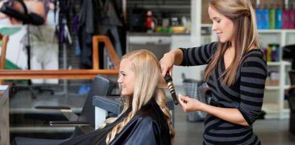 Уход для волос в«Мастерской красоты Андрея Калецкого»