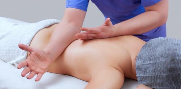 До10сеансов лечебного массажа вклинике «Башмед»