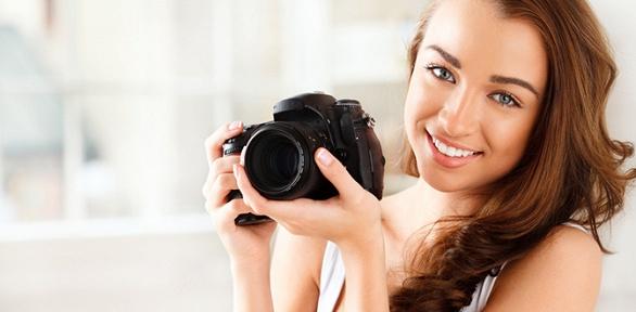 Курсы пофотографии откомпании Photo-Learning