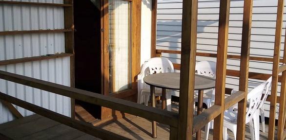 Отдых наберегу Японского моря набазе отдыха закрытого типа «Золотари»