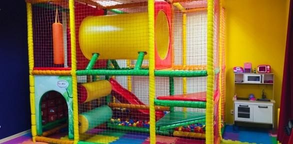 Проведение детского праздника вигровой комнате Bim Bom