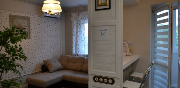 Отдых для двоих вапартаментах всети апартаментов Loft Apartment and Rooms