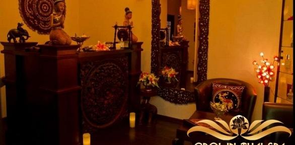 Тайский массаж или SPA-программа всалоне Crown Thai SPA
