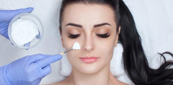 Чистка, пилинг, микротоковая терапия для лица в«Клинике наПокровке»