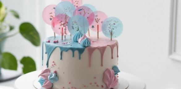 Заказ торта пособственному эскизу сразличными начинками