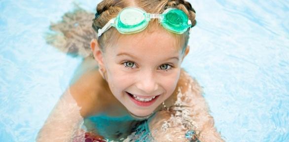 Индивидуальные занятия поплаванию для ребенка вцентре «КиндерСПА»