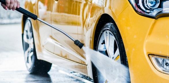 Комплексная мойка автомобиля отдетейлинг-центра Detailing Gold Estetic
