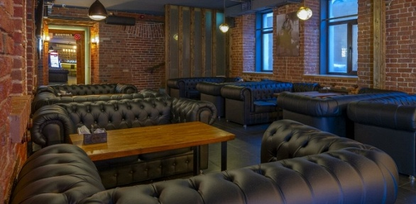 Всё меню, напитки ипаровые коктейли вKontora Lounge Bar