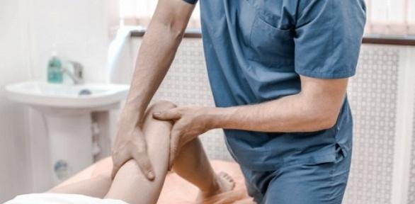 Сеансы массажа вкабинете массажиста Dr. Guskov