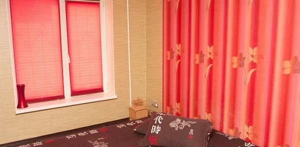 Отдых вапартаментах «Изящная Япония» сджакузи отсети Holiday House