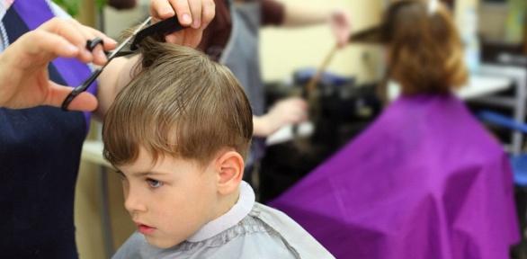 Детская, мужская стрижка соформлением бороды или без всалоне «Анастасия»
