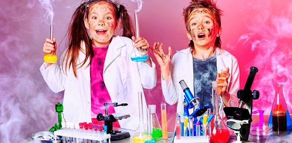 Мастер-класс или занятия химией отклуба «Юный химик»